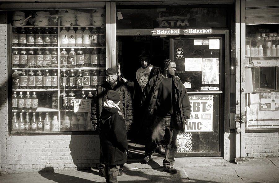 Bronx Photograph - Bronx Scene by RicardMN Photography