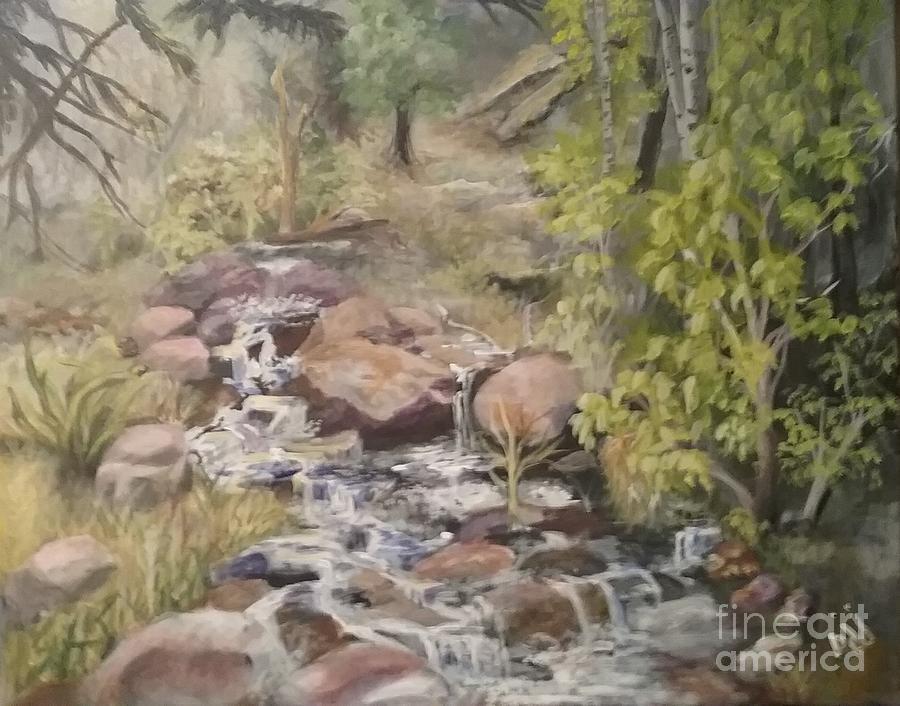 Brook by Saundra Johnson