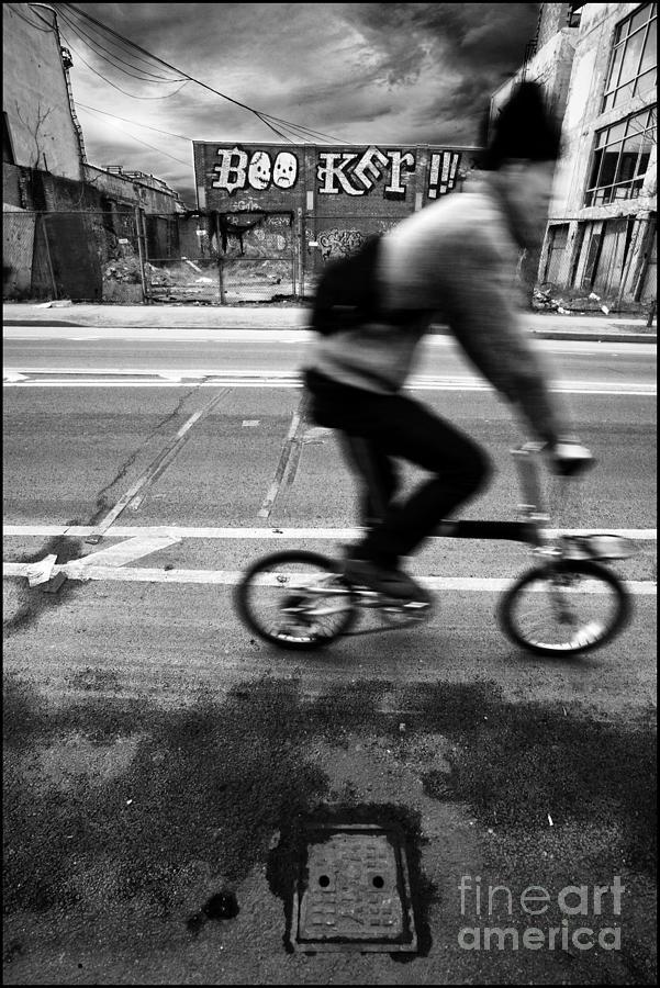Brooklyn Photograph - Brooklyn - Nyc by Paolo Cardone