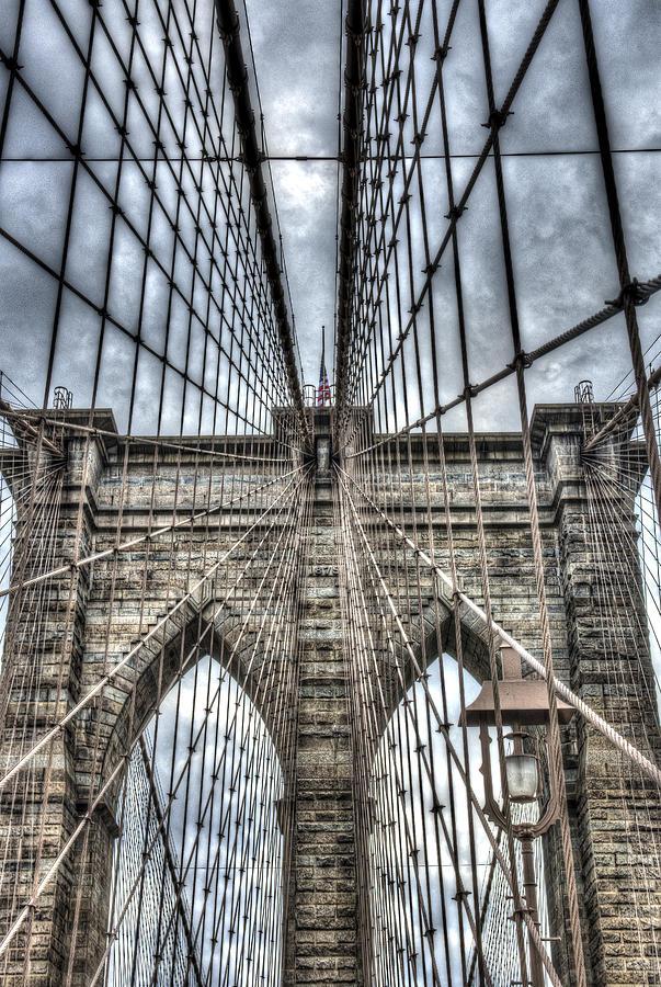 Brooklyn Photograph - Brooklyn Bound by Michael Santos