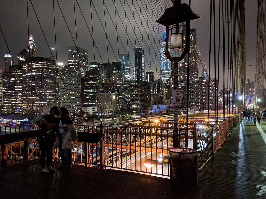 Brooklyn Bridge by Christopher Brown