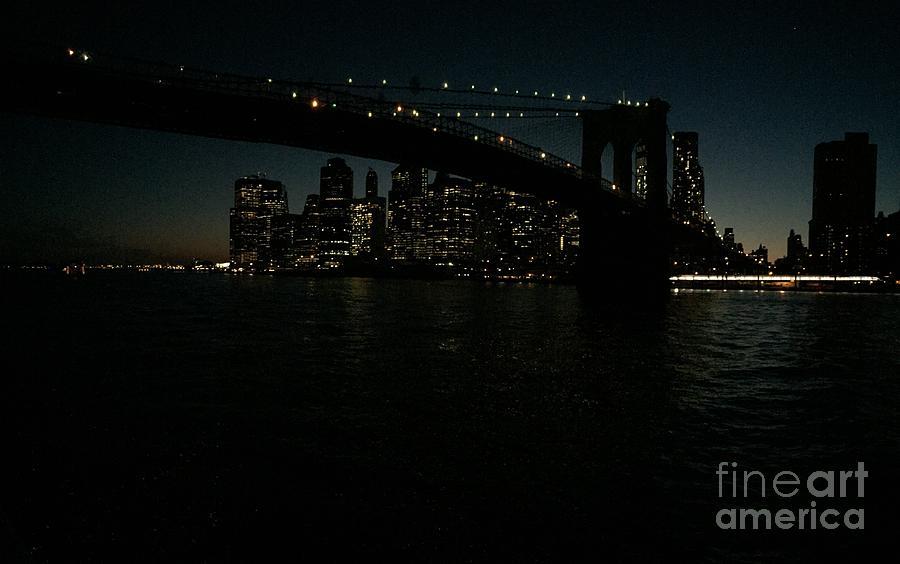 Brooklyn Bridge II by Gail Eisenfeld