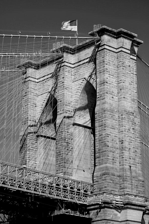 Brooklyn Bridge by Steve Parr