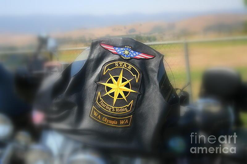 Motorcycle Photograph - Brotherhood And Pride by Robert Torkomian