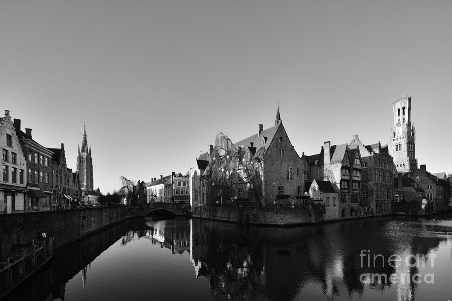Bruge Photograph - Bruges by Smart Aviation