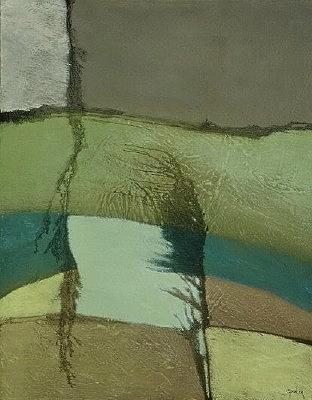 Brush Painting by Scott Spencer
