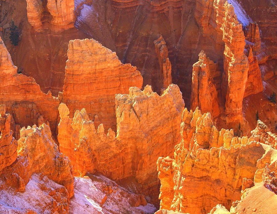 Bryce Canyon National Park Photograph - Bryce Ablaze by Marty Koch