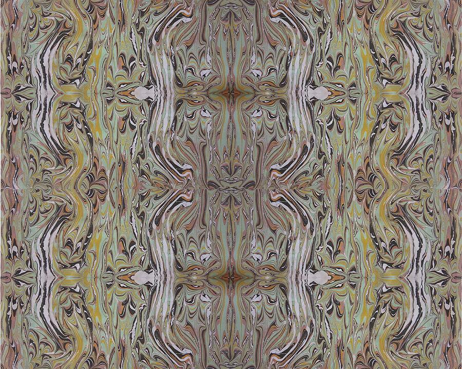Bryce Digital Art by Trudy Thomson