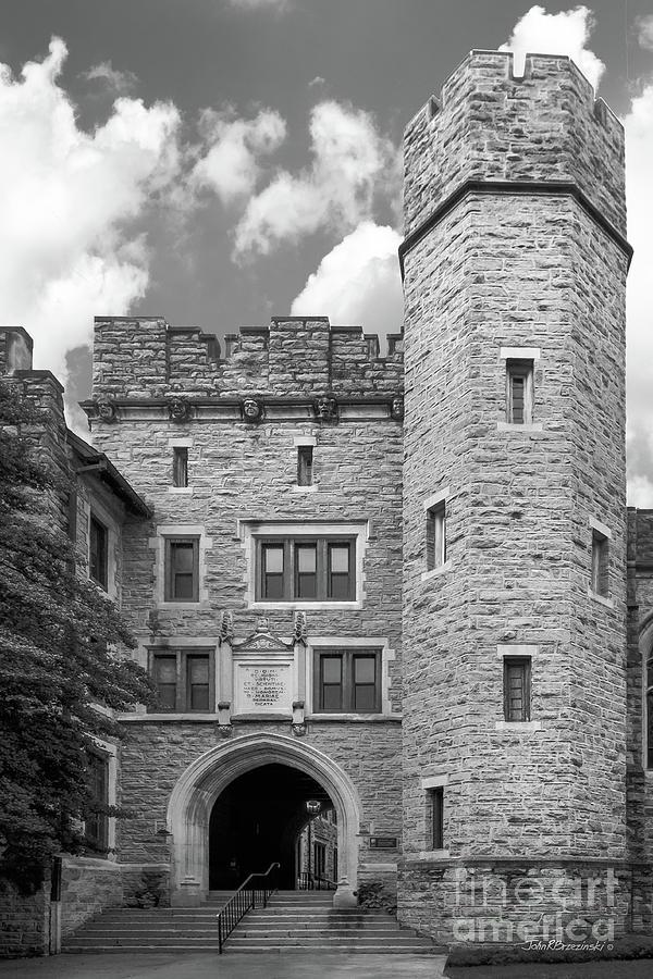 Bryn Mawr Photograph - Bryn Mawr College Pembroke by University Icons