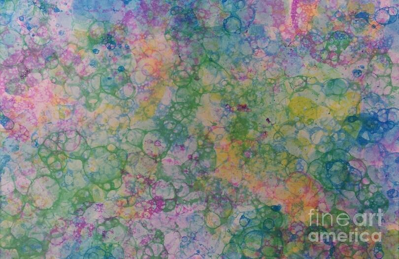 Bubbles by Daniela Easter