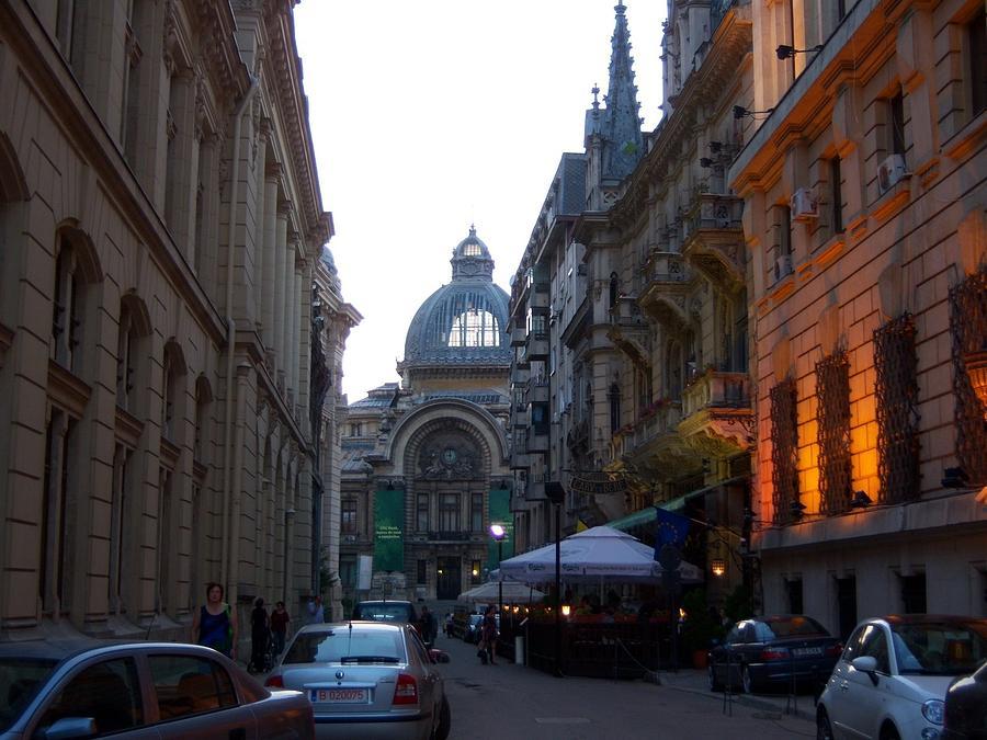 Romania Photograph - Bucharest 2 by Carole Hutchison