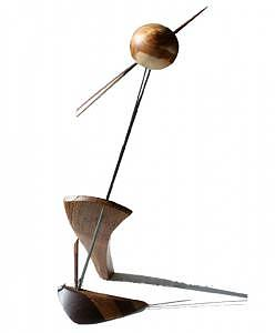 Buck Rogers Sculpture by Steven Bunnelle