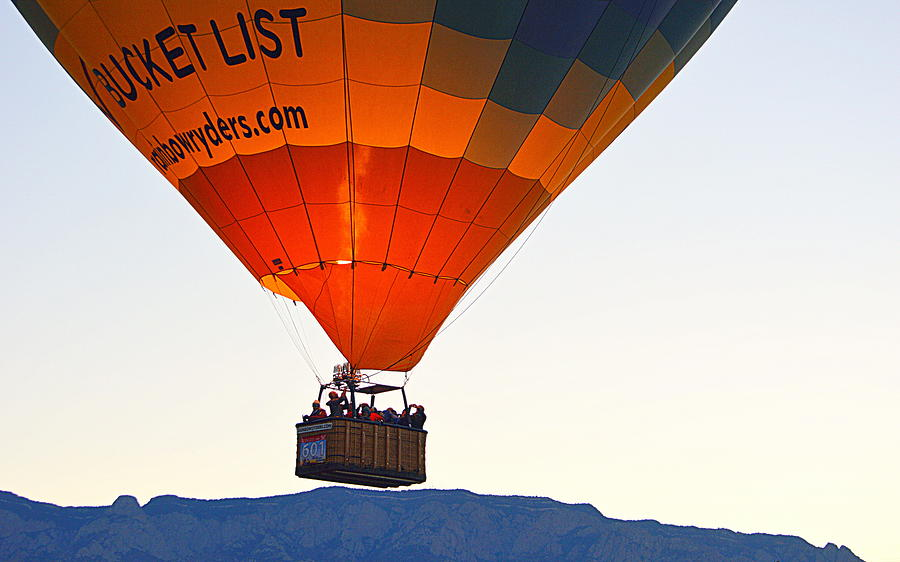 Bucket List by AJ Schibig