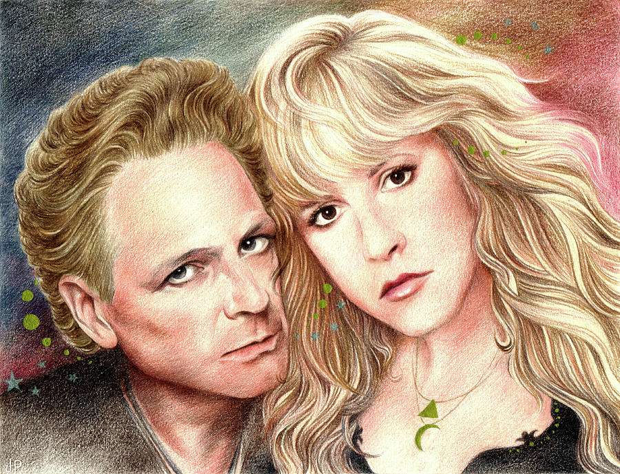 Buckingham Nicks by Johanna Pieterman
