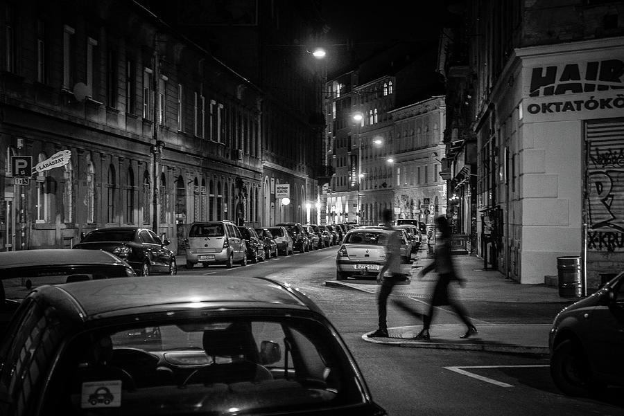 Budapest Street by Robert Davis