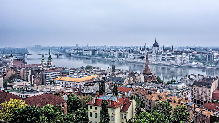 Budapest the Hidden Treasure Chest by Kevin McClish