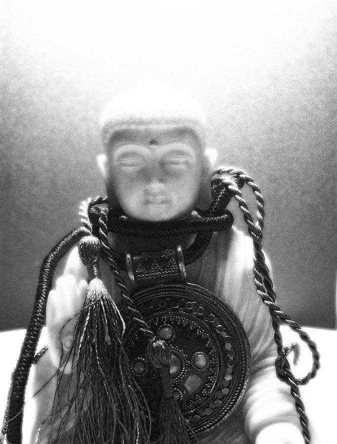 Buddha Photograph - buddh IX  by Vah Pall