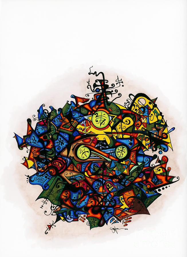 Buddha  by Joey Gonzalez