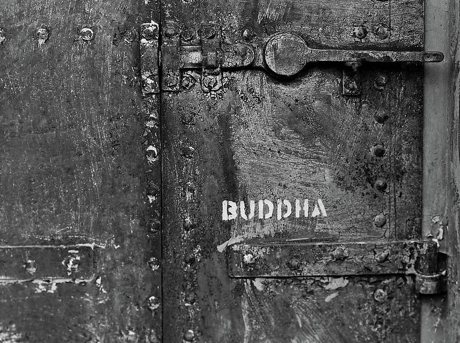 Buddha Photograph by Laurie Stewart