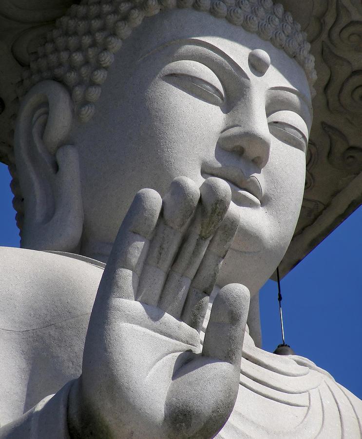 Buddha Photograph - Buddha by Mary Lane