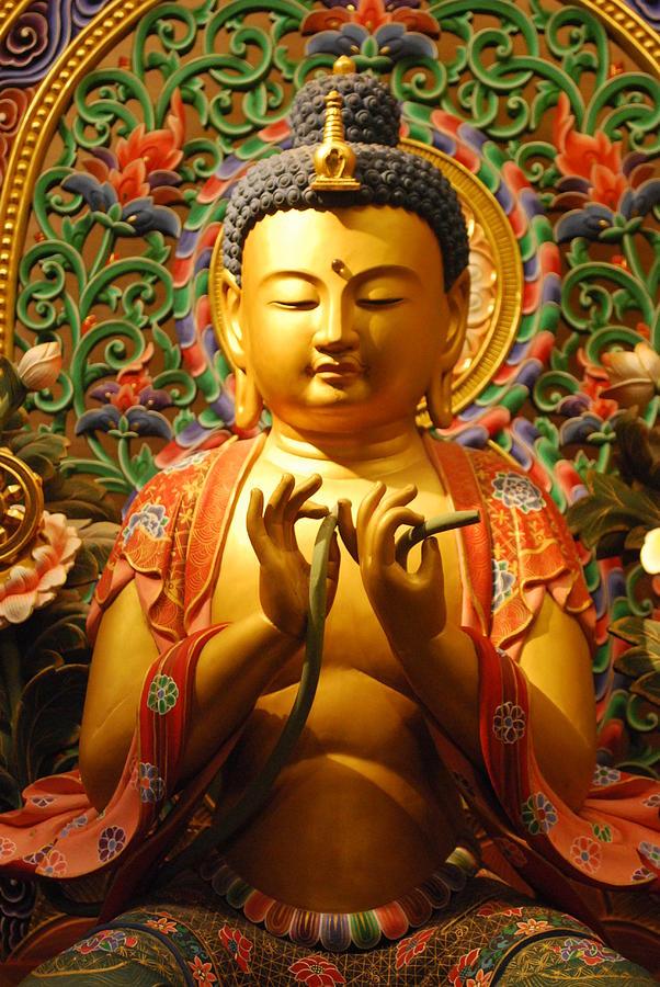 Buddha Photograph - Buddha by Susette Lacsina