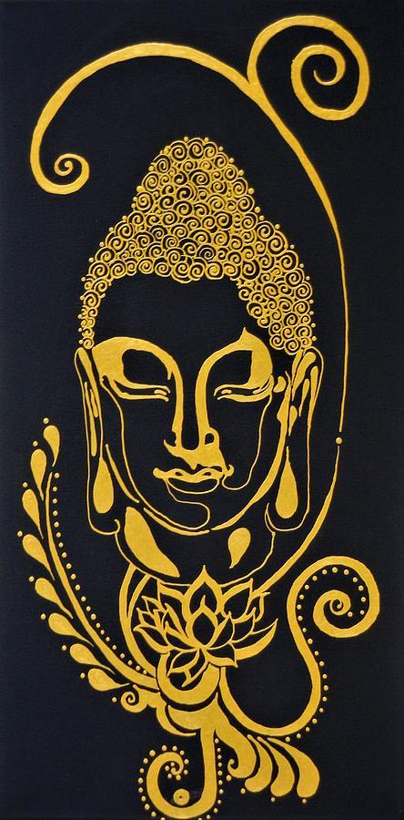 Buddha Xviii Mixed Media
