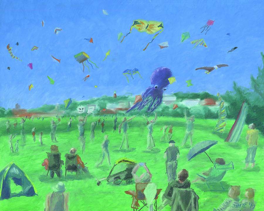 Bug Light Kite Festival by Dominic White