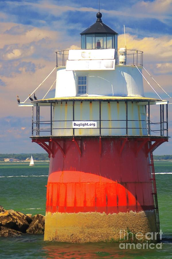 Bug Light Plymouth by Amazing Jules