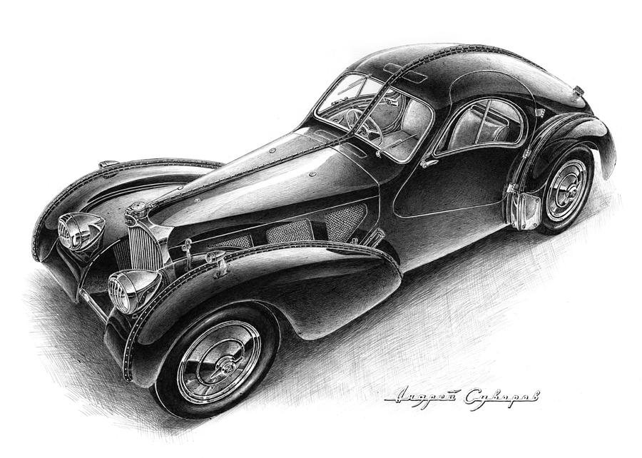 Bugatti Type 57sc Atlantic 1936 Drawing by Andrey Suvorov on bugatti z type, bugatti prototypes, bugatti finale, bugatti type 57, bugatti eb110, bugatti type 55, mercedes-benz ssk, lamborghini lm002, porsche 911 gt3, mercedes-benz 300sl, bugatti type 101, bugatti speed, bugatti tires, bugatti royale, bugatti type 35, bugatti hennessey, bugatti type 46, cadillac v-16, bugatti fire, bugatti 4 door, bugatti tumblr, bugatti type 252, bugatti atlantic, bugatti sport, bugatti accident, bugatti type 10, bugatti eb118, bugatti hd, bugatti type 18, bugatti 16c galibier concept, ettore bugatti, bugatti veyron, bugatti type 53,