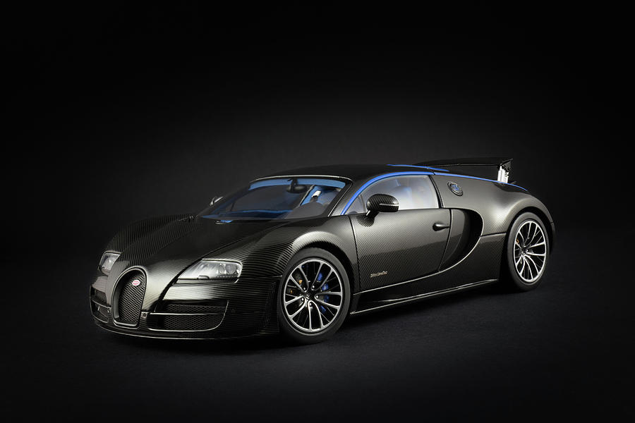 Bugatti Photograph   Bugatti Veyron Super Sport Merveilleux By Evgeny Rivkin