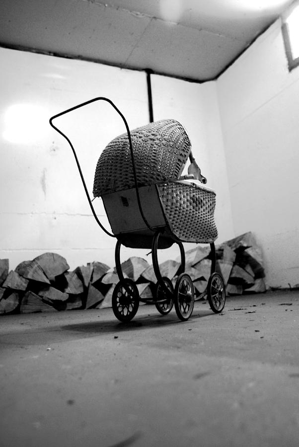 Baby Photograph - Buggy by Tom Melo