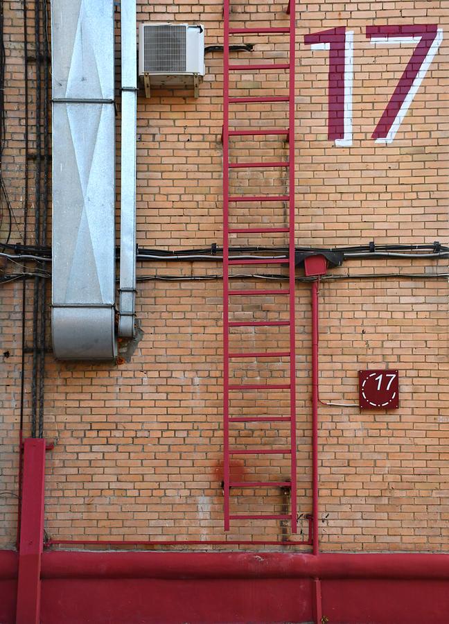 Building 17 by Steven Liveoak