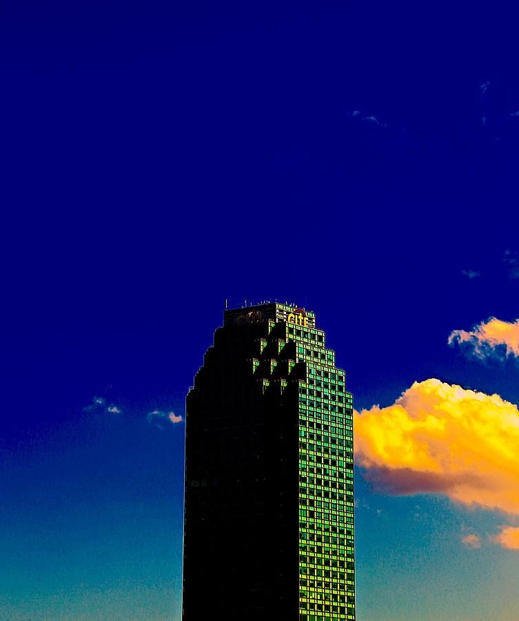 Skyscraper Photograph - Building  by Gillis Cone