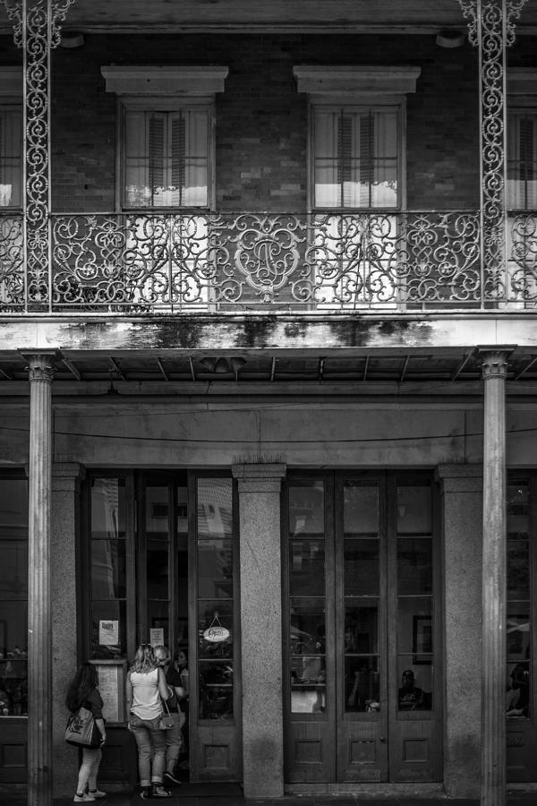 Big Easy Photograph - Building New Orleans by Giovanni Arroyo