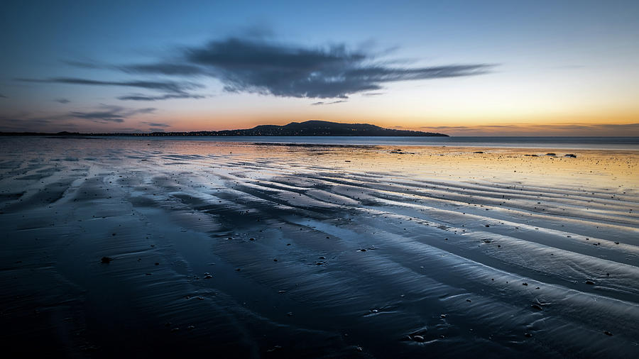 bull island at sunrise dublin ireland landscape photography