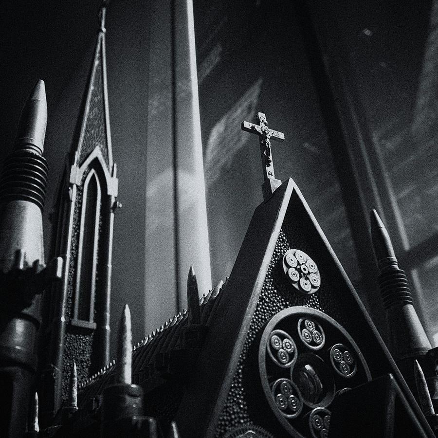 Bullet Church by Lora Lee Chapman