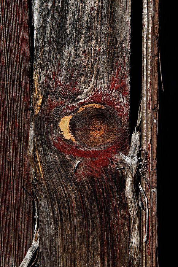 Rural Photograph - Bullseye by Murray Bloom