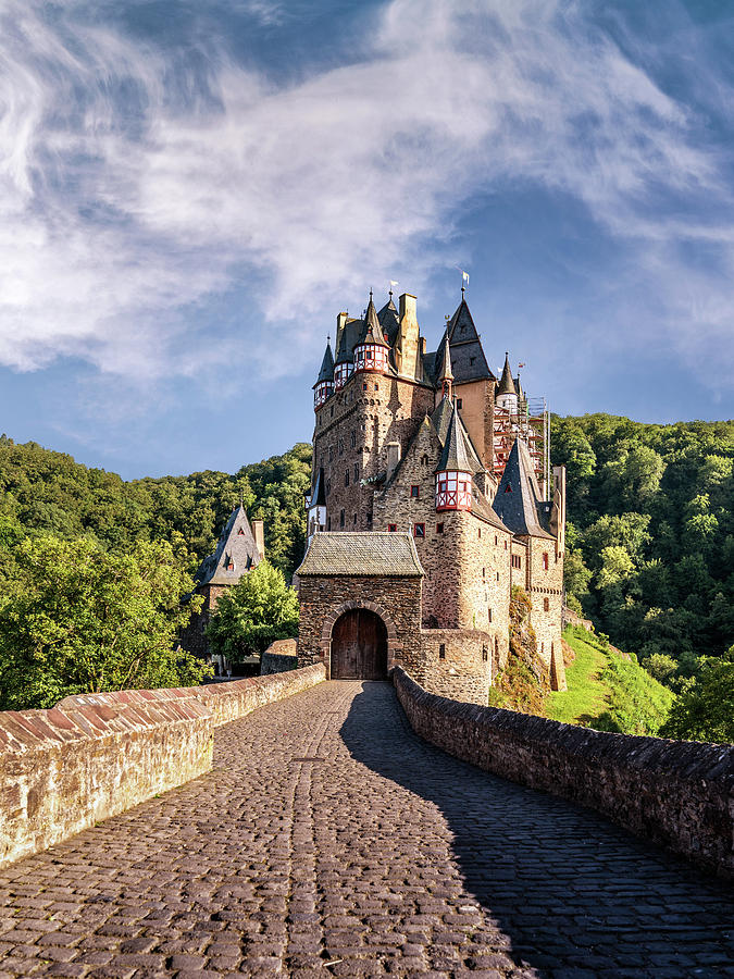 Germany Photograph - Burg Eltz by Framing Places