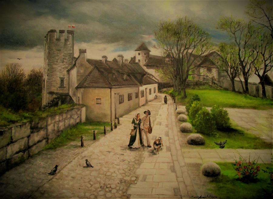 Burghausen Fortress by Sorin Apostolescu