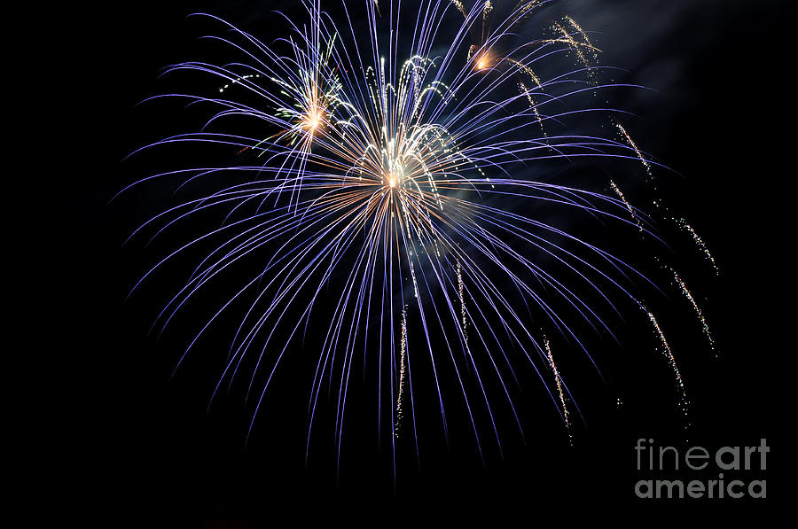 Clay Photograph - Burst by Clayton Bruster