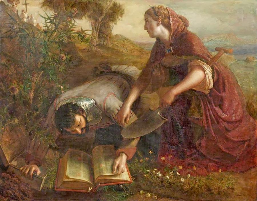 Resultado de imagem para bible painting