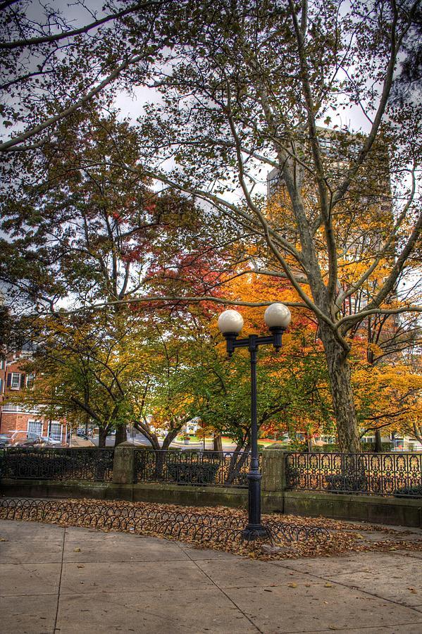 Bushnell Autumn Photograph by Sam Turgeon