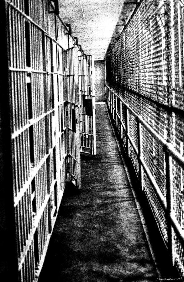 Brushy Mountain State Penitentiary Photograph - Bushy Mountain 5 by Paul Mashburn