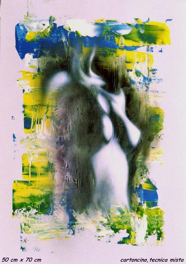 Busto... by Alessandro Rinaldi