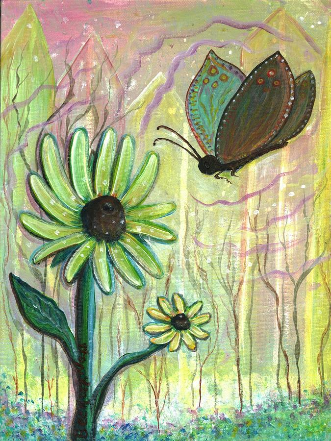 Butterfly Attraction by Beckie Neff