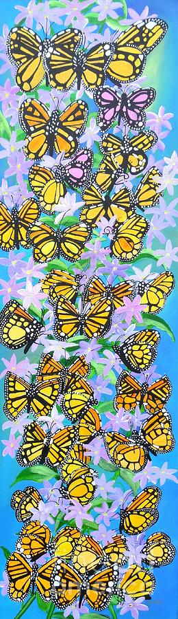 Butterfly Paradise by Karen Jane Jones