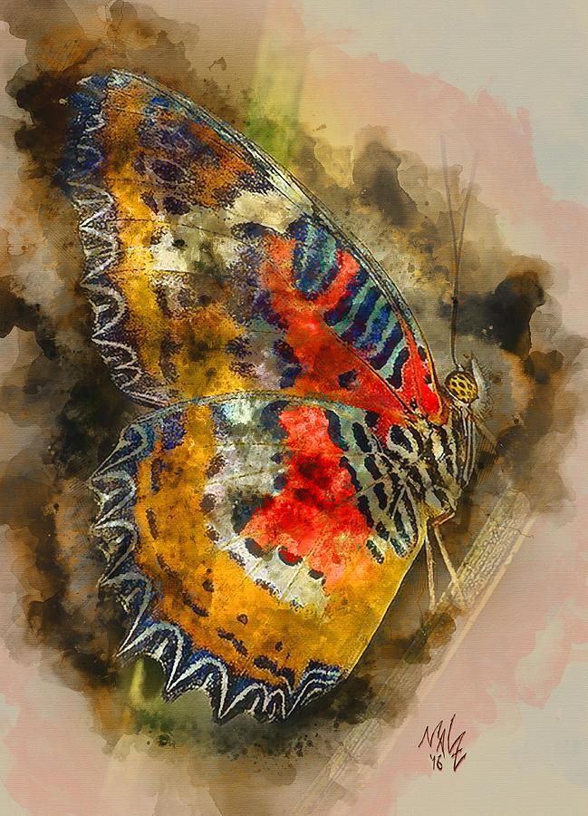 Butterfly by Mal-Z