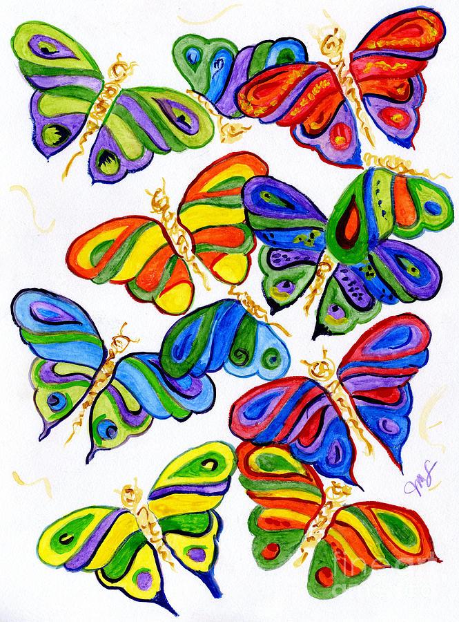 Butterfly Wings by Julia Stubbe