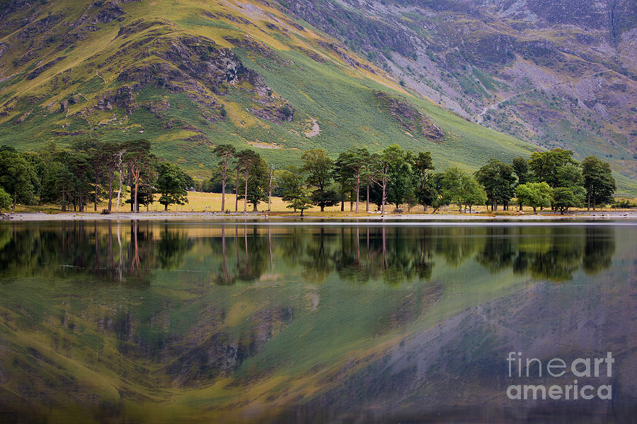 Buttermere Morning Photograph