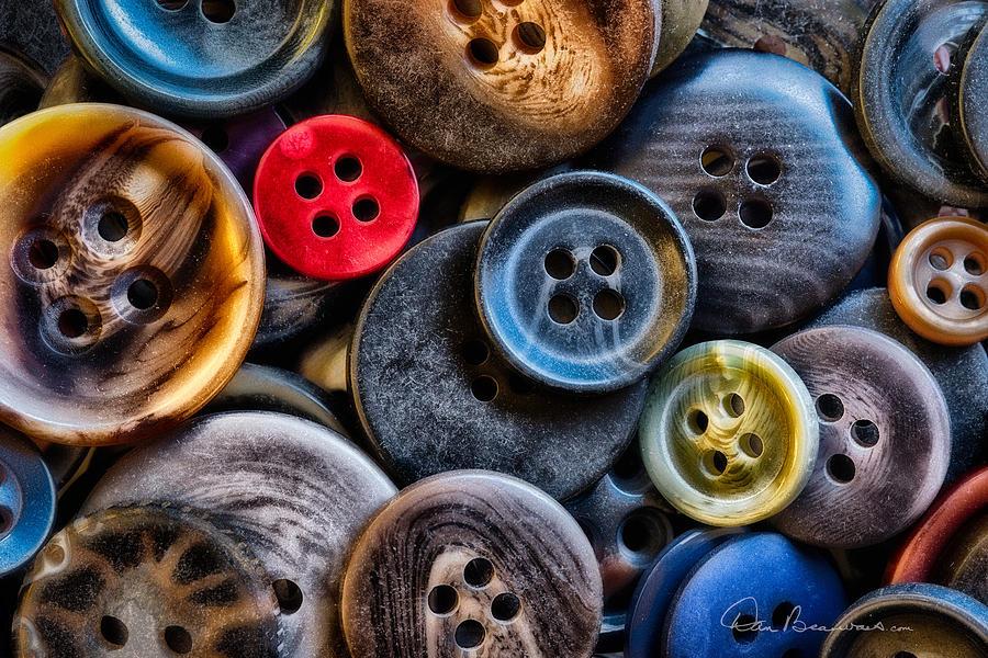 Buttons 4093 Photograph